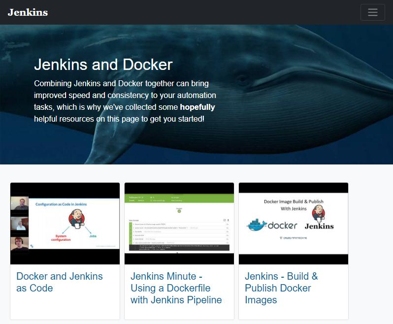 Jenkins and Docker