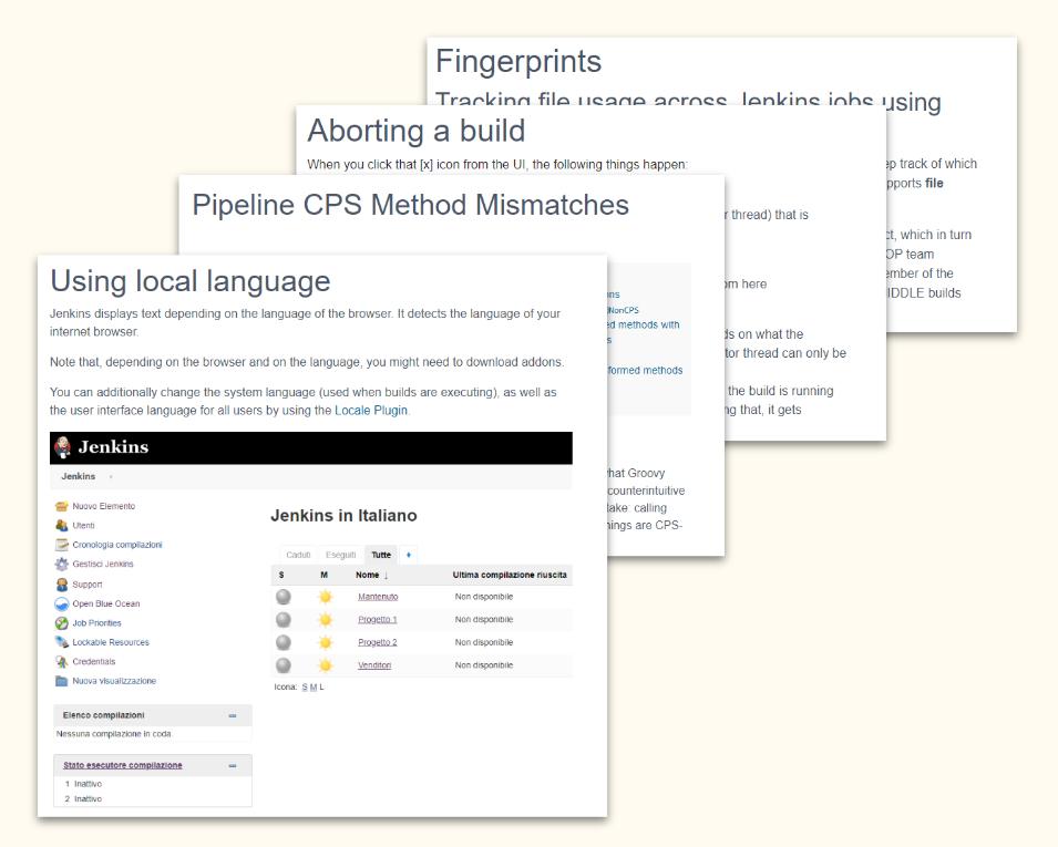 Sample Hackfest documentation pages