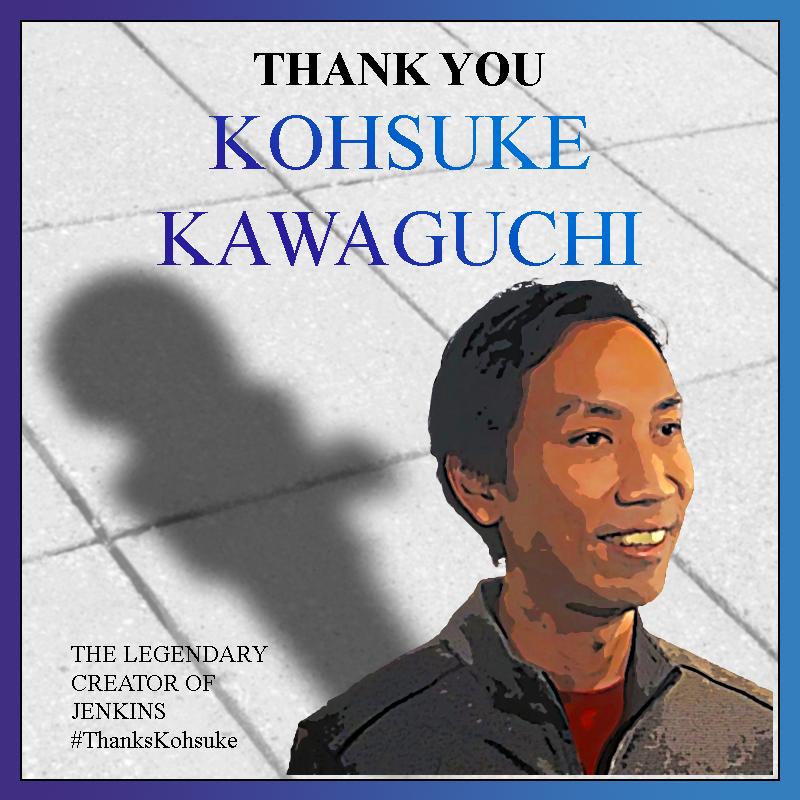 ThanksKohsuke