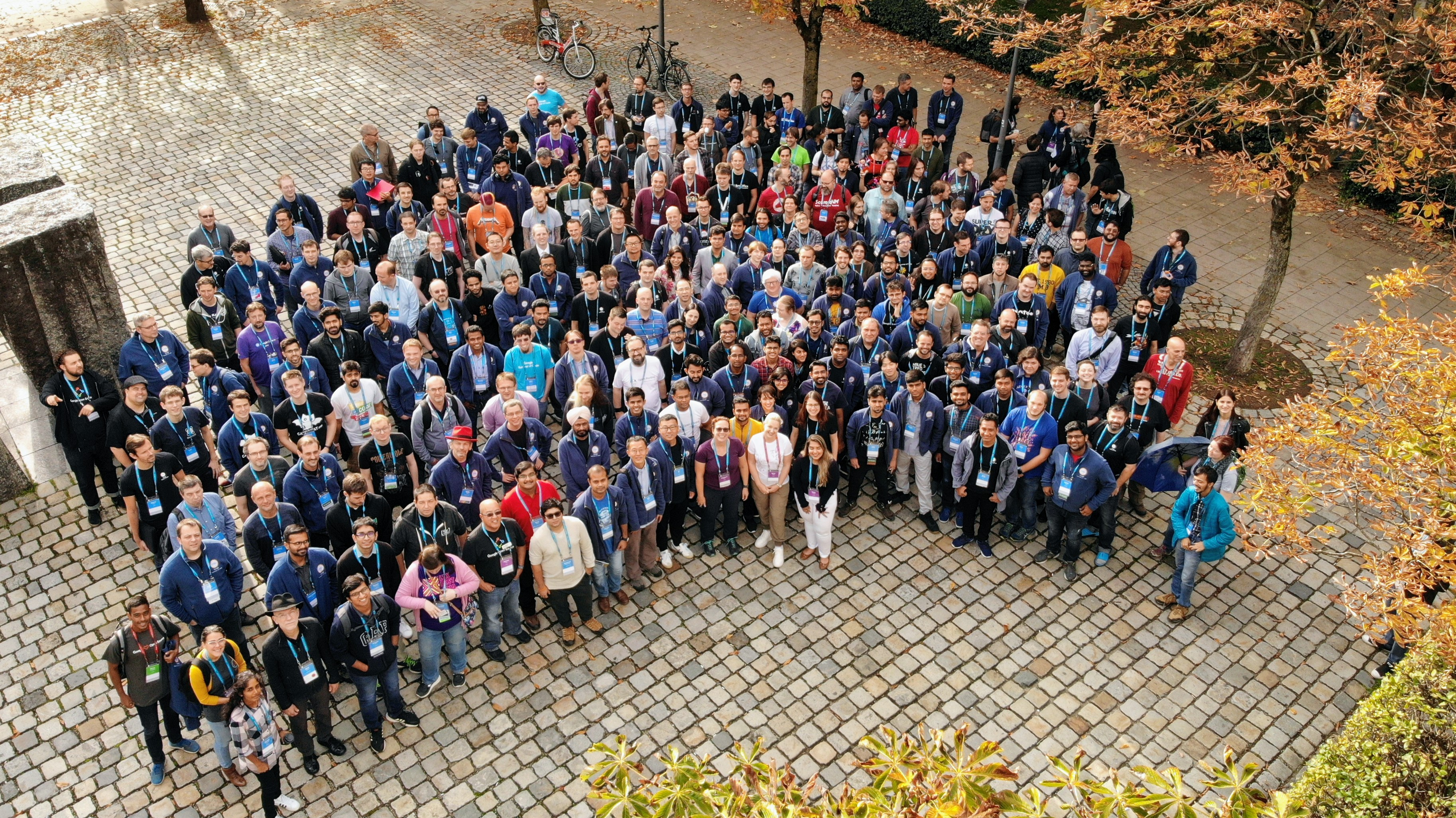 GSoC2019 Mentor summit