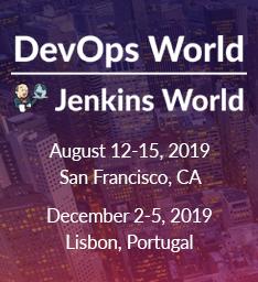 Jenkins World 2019