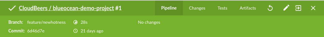Editing a Pipeline