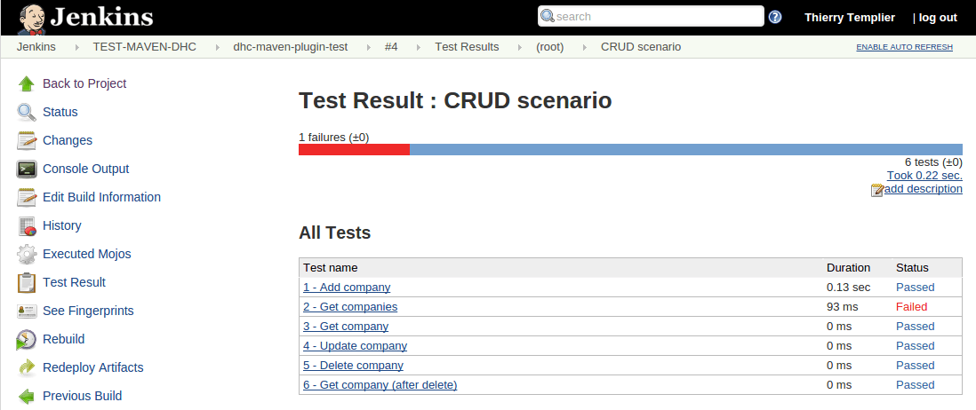 Run Your API Tests Continuously with Jenkins and DHC