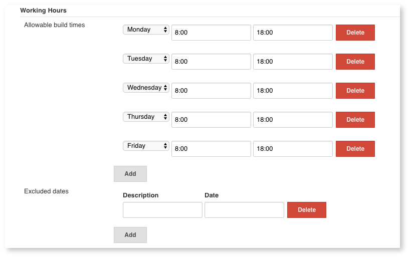 Screenshot for Current Plugin